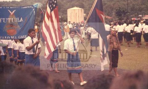 Flag Day 1987