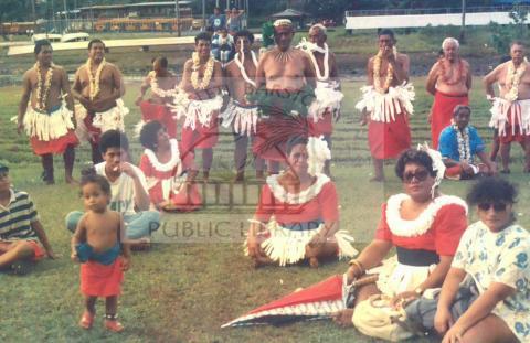 Flag Day 1989