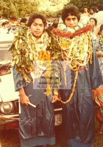 Graduation 1980