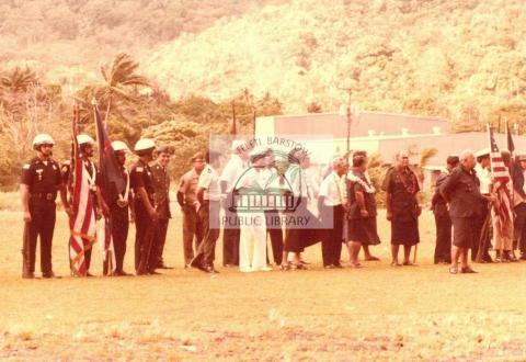 Veterans Day 1982