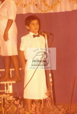 White Sunday 1983