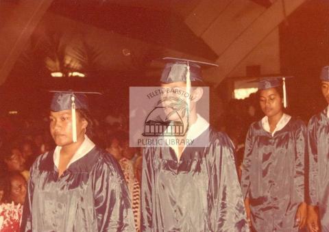 Graduation 1981
