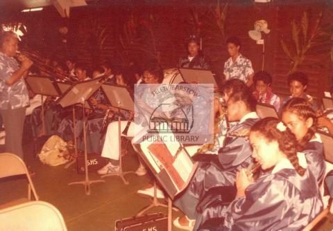 Graduation 1983