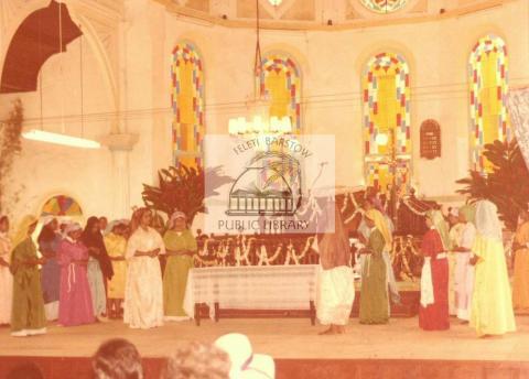 White Sunday 1981