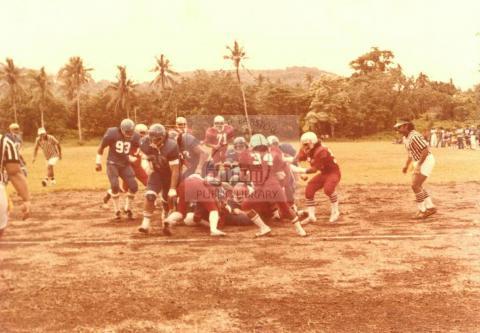 High School Football 1979