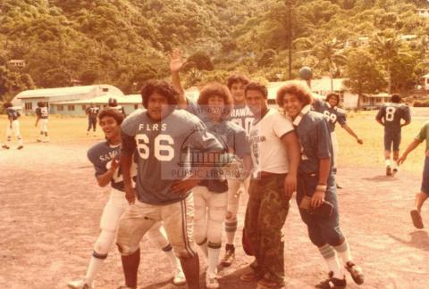 Football 1980