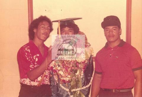 Graduation 1984