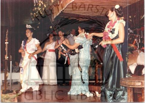 Pageant 1984