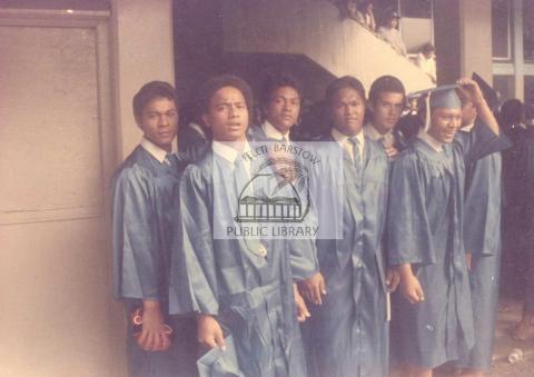 Graduation 1985
