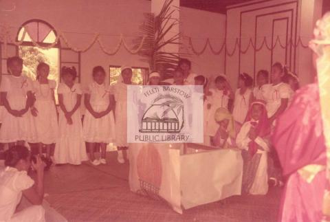 White Sunday 1985