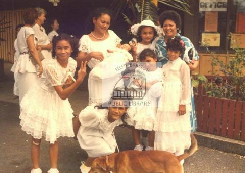 White Sunday 1987