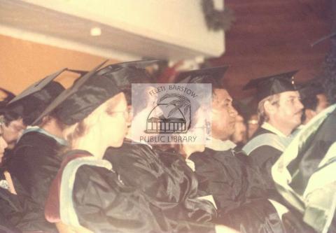 Graduation 1986