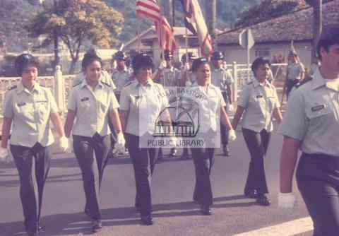 Veterans Day 1986