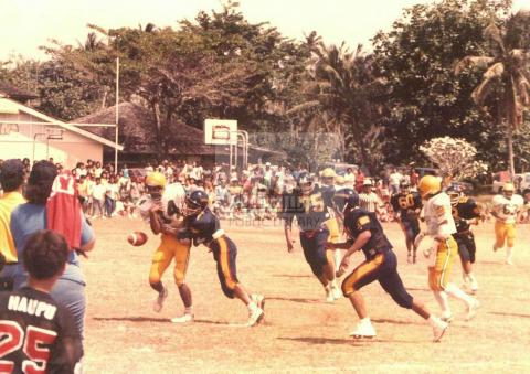 High School Football 1987