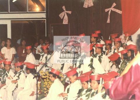 Graduation 1987