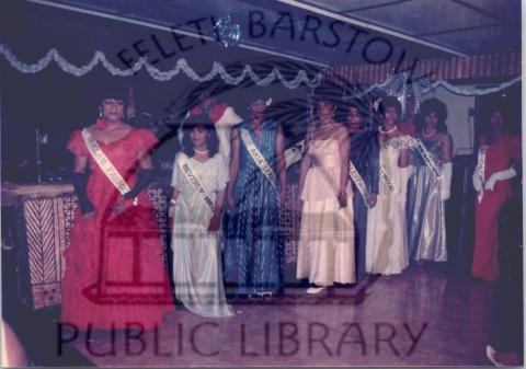 Pageant 1985