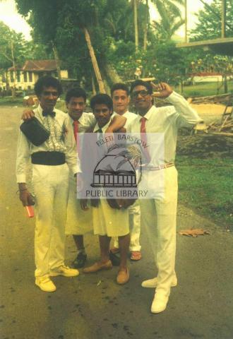 White Sunday 1988