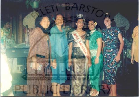 Pageant 1988