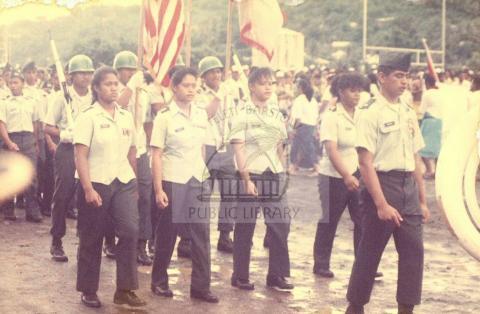 Flag Day 1991