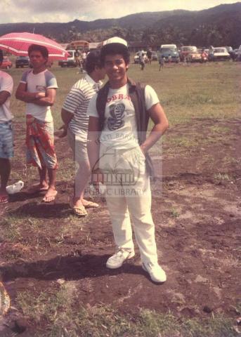 High School Football 1986