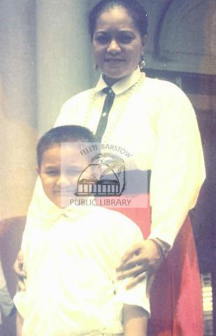 White Sunday 1990