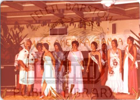 Pageant 1980