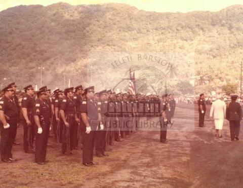 Flag Day 1982