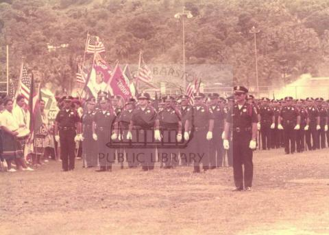 Flag Day 1984
