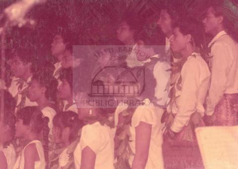 Flag Day 1985