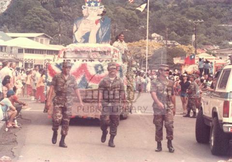 Flag Day 1986