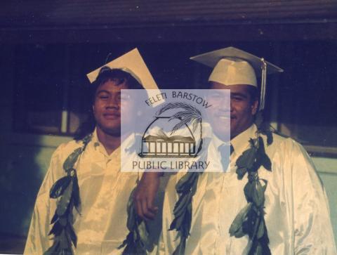 Graduation 1988