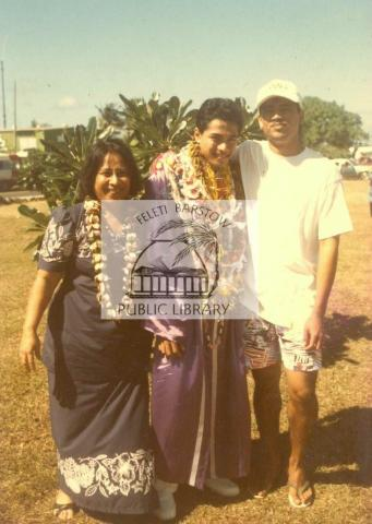 Graduation 1989