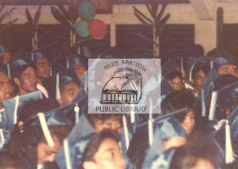 Graduation 1990