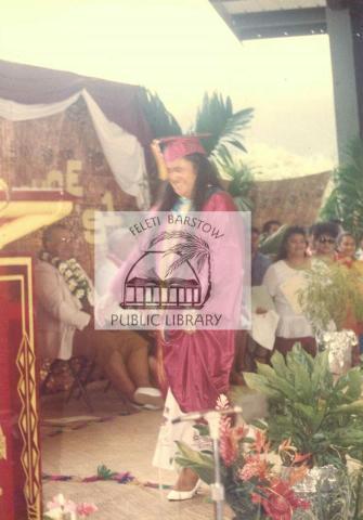 Graduation 1991