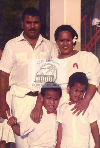 White Sunday 1991