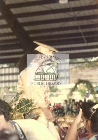 Graduation 1992