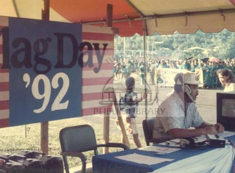 Flag Day 1992