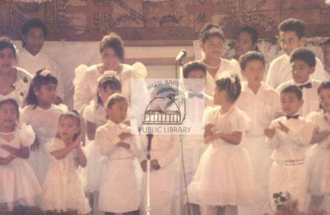 White Sunday 1992