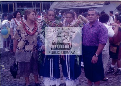 Graduation 1994