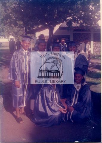 Graduation 1996