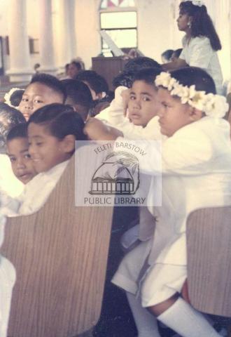 White Sunday 1996