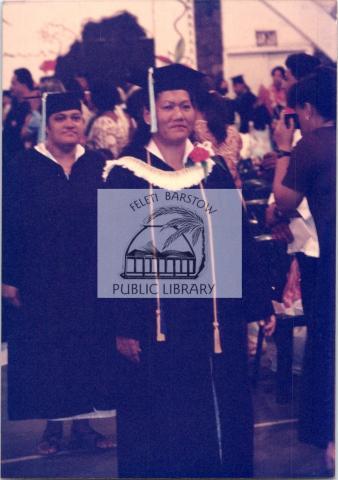 Graduation 1998
