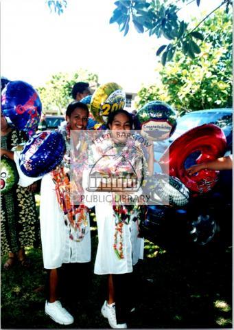 Graduation 2001