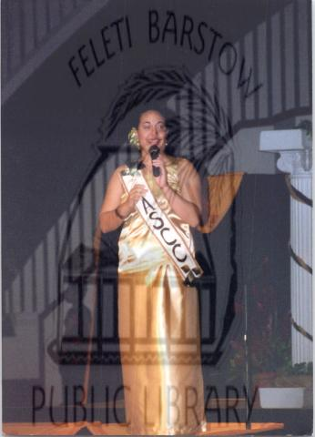 Pageant 2008