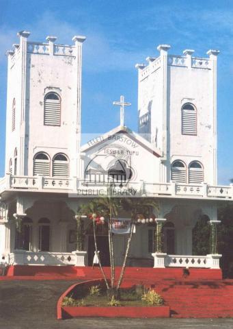 White Sunday 2008