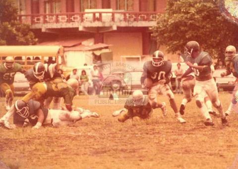 Football 1983