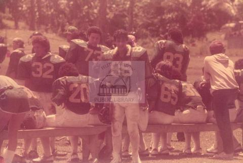 High School Football 1985