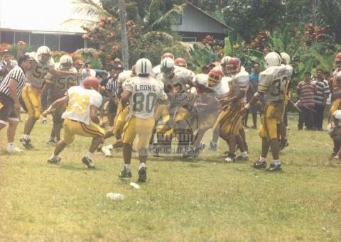 High School Football 1995