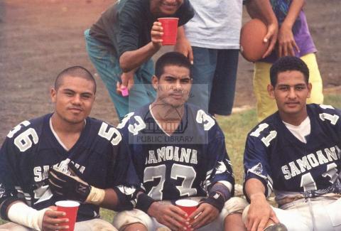 Football 1996