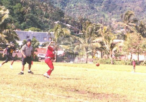 Football 2005